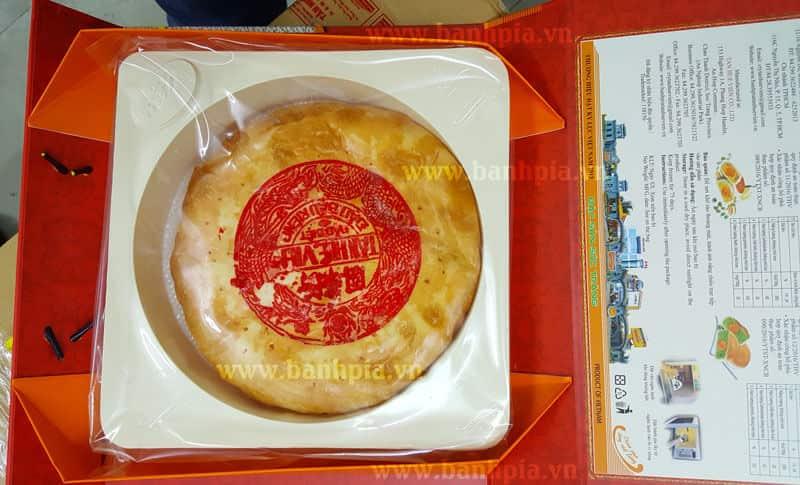 Bánh pía 8 trứng 1kg