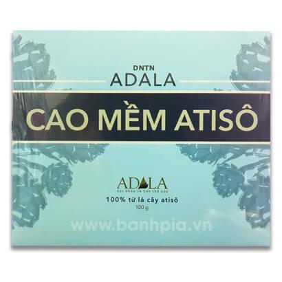 Cao Atiso nguyên chất từ lá