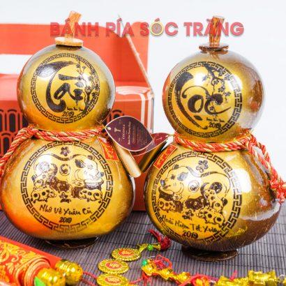 Rượu dừa hồ lô Tài - Lộc