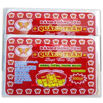 Bánh Phồng tôm Quảng Trân