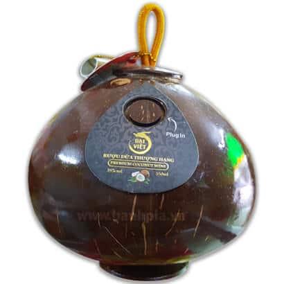 Rượu dừa Bến Tre 35 độ