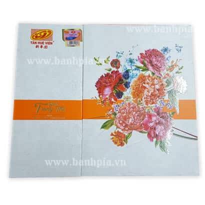 Trung thu Jambon 550g (1 cái / 1 hộp)