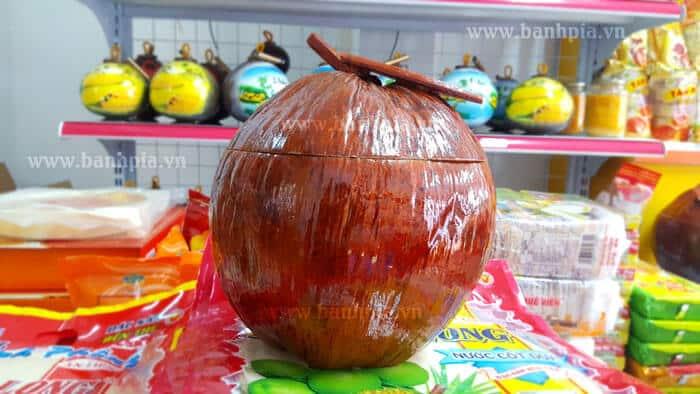 Ấm giữ nhiệt trái dừa