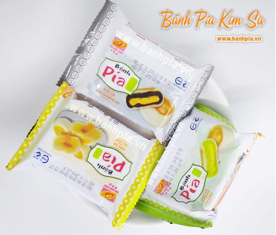 Bánh Pía Kim Sa