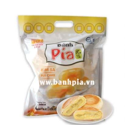 Bánh Pía Kim Sa đậu xanh trứng 1Kg