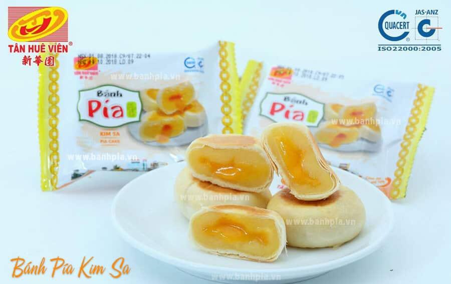 Nhân bánh Pía Kim Sa