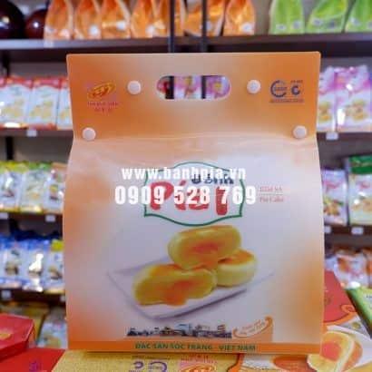 Bánh Pía Kim Sa túi 3D