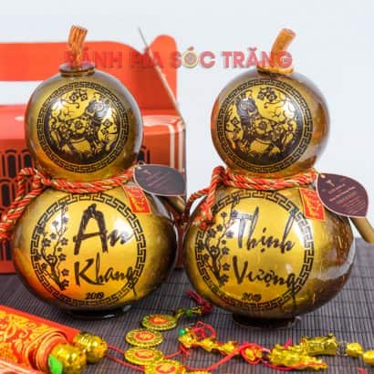 Rượu dừa hồ lô An Khang