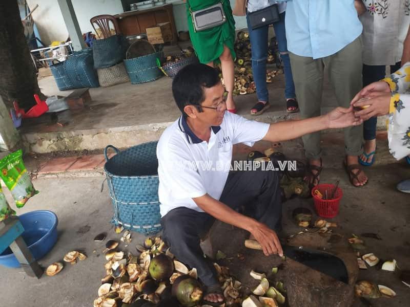 Vua thốt nốt Tri Tôn - An Giang