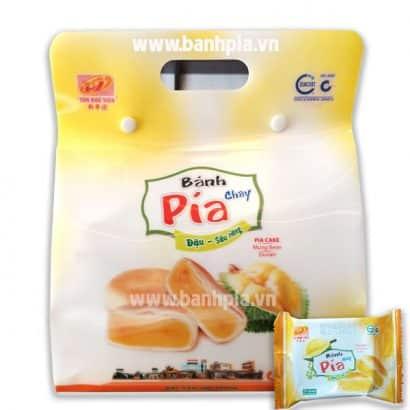 Bánh pía chay sầu riêng mini (túi 3D)
