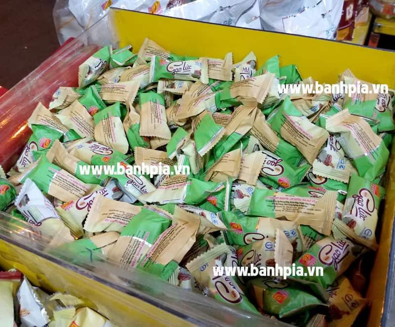 Kẹo gạo lức rong biển