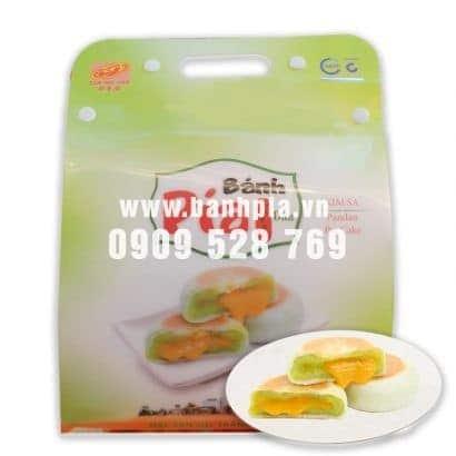 Bánh Pía Kim Sa dứa túi 3D