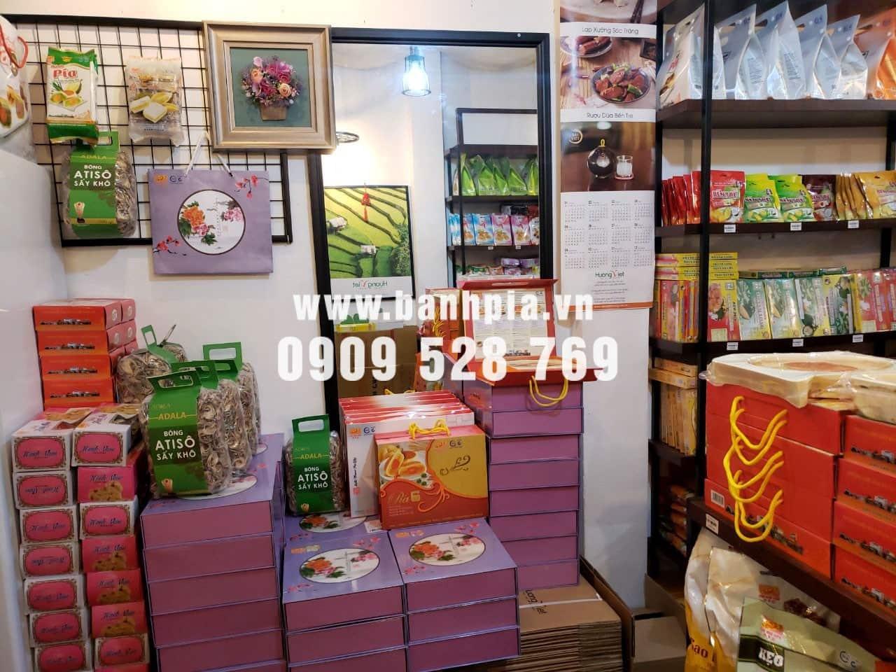 Chọn mua quà bánh trung thu Sài Gòn về Hà nội