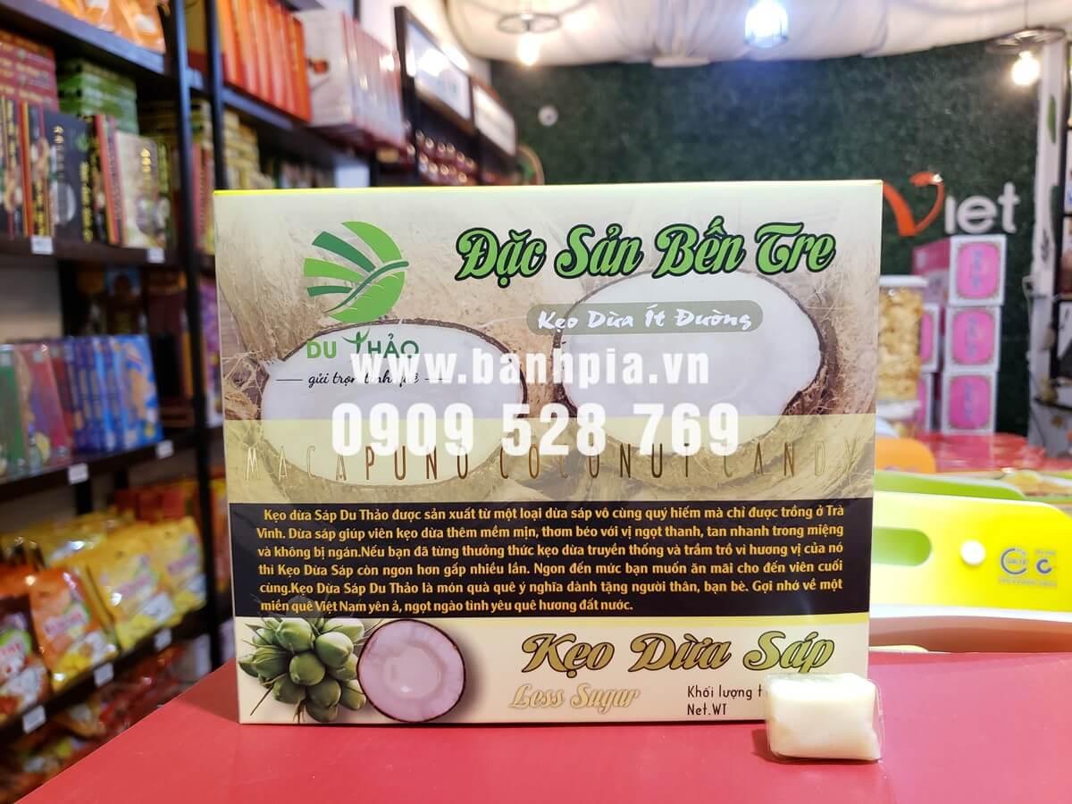 Kẹo dừa sáp Bến Tre cao cấp