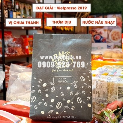 Cà Phê Real Bean Coffee - Arabica 250g