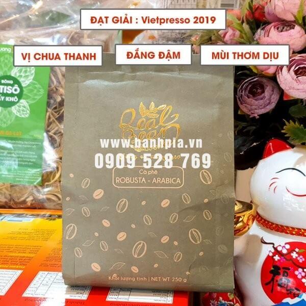 Cà Phê Real Bean Coffee - Arabica 250g