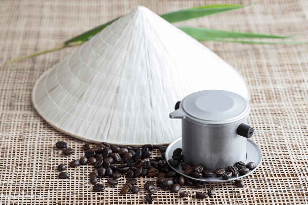 Cà Phê pha phin Việt Nam
