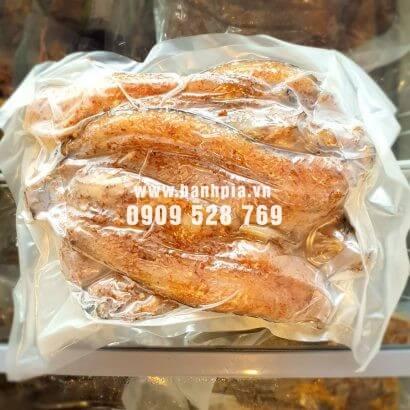 Khô cá lóc rút xương