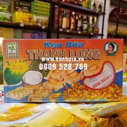 Keọ dừa hạt điều 350g