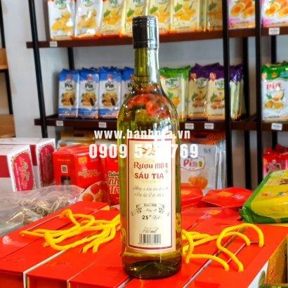 Rượu Mận Sáu Tia 750ml