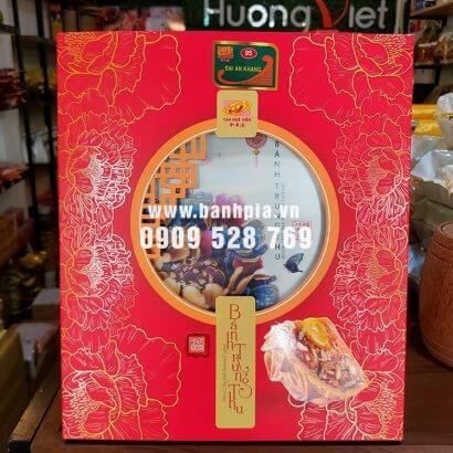 Bánh trung thu Đại An Khang Hộp 3D Tân Huê Viên
