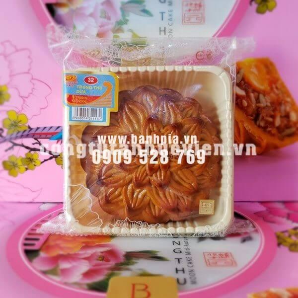 Bánh trung thu dừa 1 trứng 200g