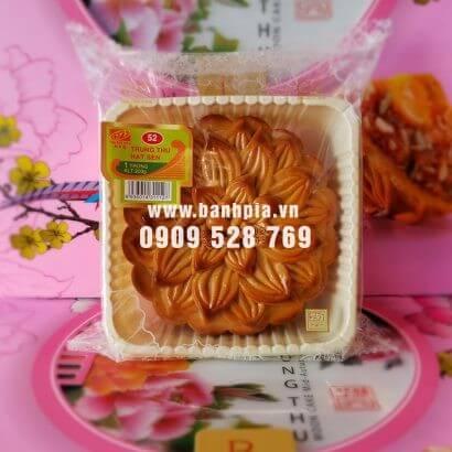 Bánh trung thu hạt sen 1 trứng 200g