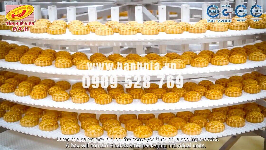 Bánh Trung Thu Tân Huê Viên