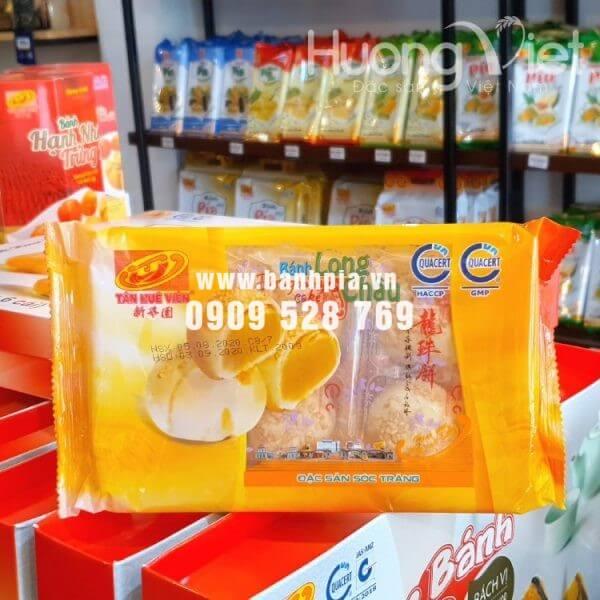 Bánh long châu đậu lá dứa 200g