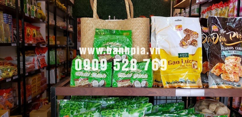 mua bánh dừa nướng ở tphcm
