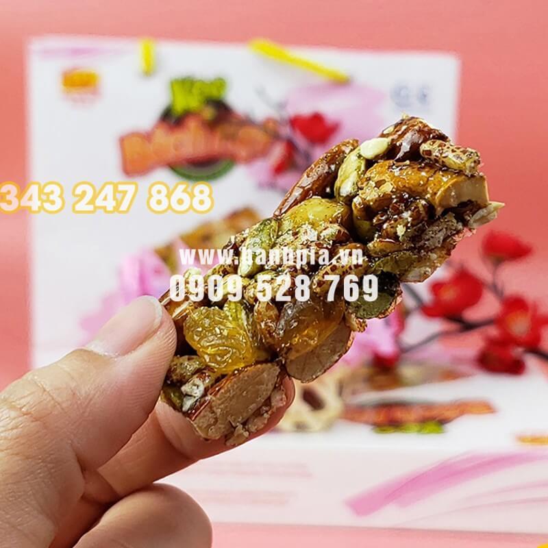 Kẹo bách hạt Tân Huê Viên 400g
