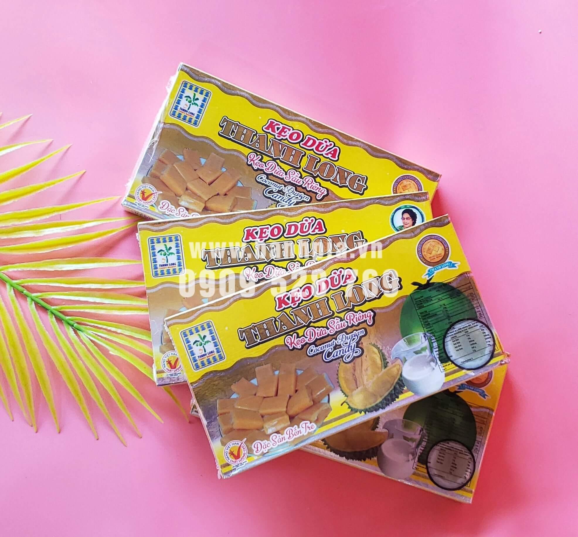 Kẹo dừa Thanh Long