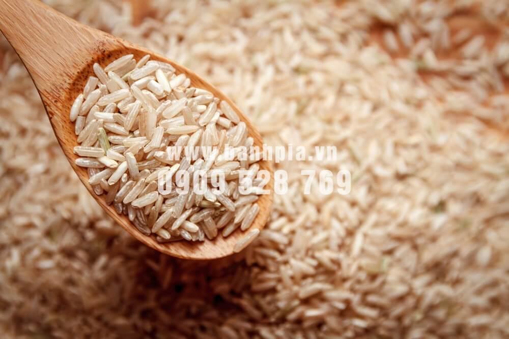 Kẹo cốm gạo lứt có thể được nấu tại nhà hiệu quả