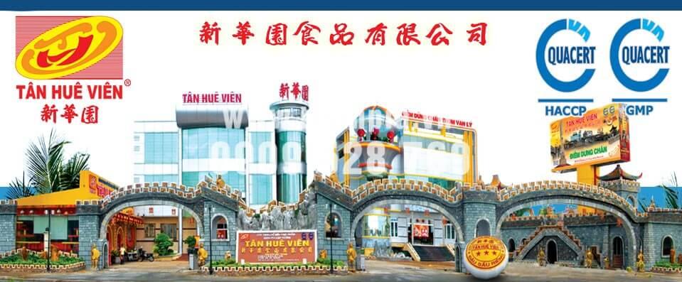 Bánh pía Tân Huê Viên thơm ngon nổi tiếng